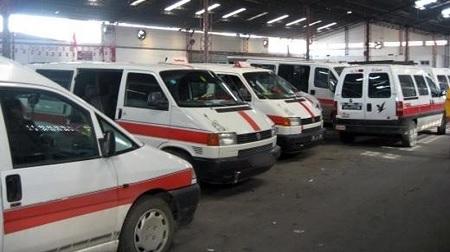 """سواق سيارات الأجرة """"لواج"""" في إضراب بـ 3 أيام"""