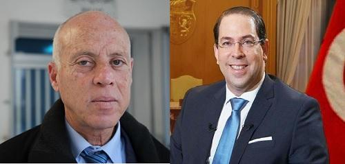 سيغما: الشاهد وقيس سعيد يتصدران نوايا التصويت للرئاسية