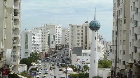 حي النصر: عدد من أصحاب المقاهي والمطاعم يحتجون