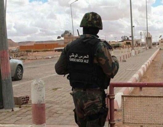 بن قردان: ايقاف 5 أشخاص حاولوا دخول الحدود التونسية خلسة