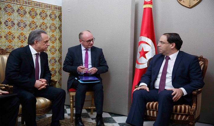 روسيا تُؤكد استعدادها لمزيد تدعيم العلاقات الاقتصادية مع تونس