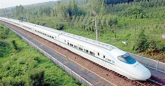 قرض بـ 4 مليار دولار لأول مشروع خاص للقطارات فائقة السرعة بالصين