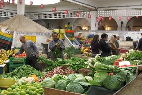 وزارة التجارة: انخفاض أسعار الخضر والغلال