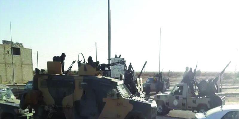 الجيش الليبي على بعد 30 كيلومترا من طرابلس