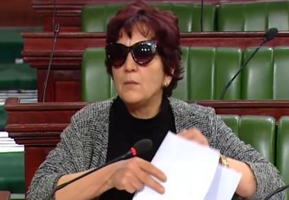 البرلمان: شتائم و تشنج في حوار بين عبو و بن سالم(فيديو)