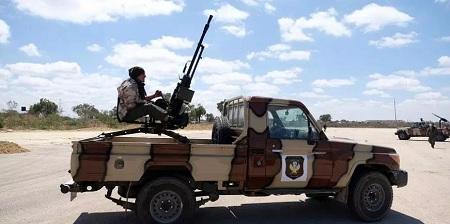 قوات شرق ليبيا تفقد السيطرة على مطار طرابلس