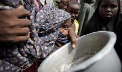 """منظمة الأغذية والزراعة:"""" أكثر من 113 مليون شخص يعانون من جوع حاد"""""""