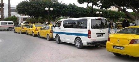غدا: مهنيو النقل العمومي غير المنتظم في وقفة احتجاجية