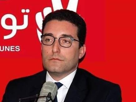 سليم العزابي أمينا عاما لتحيا تونس 