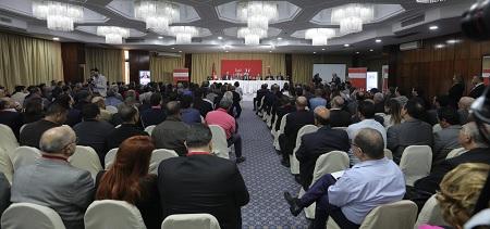 حركة تحيا تونس تُقرّر تأجيل اختتام مؤتمرها