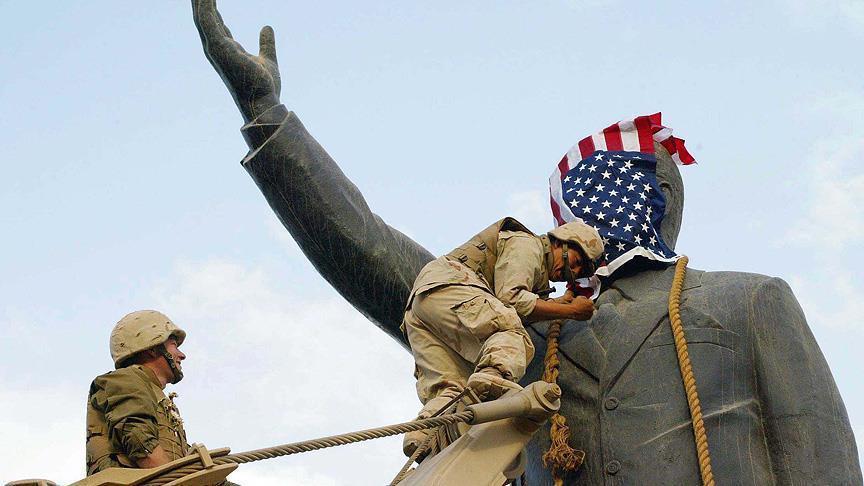 الذكرى  ال16 لسقوط العراق