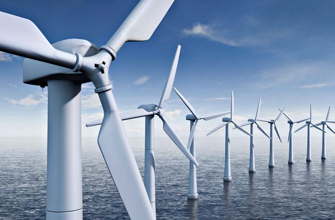 طاقة كهرباء الرياح تنمو 50% عالمياً بحلول 2023