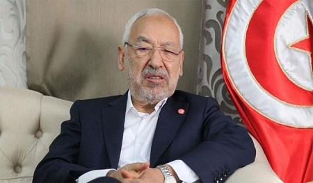 """الغنوشي: الهجوم العسكري لحفتر على طرابلس """" ظالم """""""