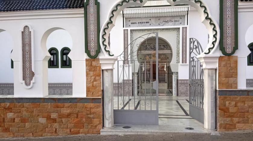 اسبانيا: اطلاق نار على مسجد