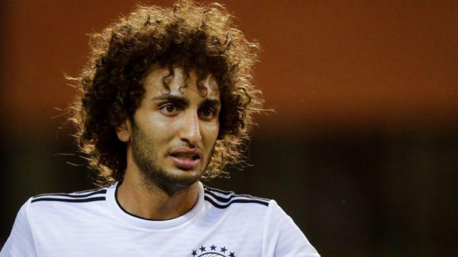 الاتحاد المصري لكرة القدم يتراجع عن استبعاد عمرو وردة