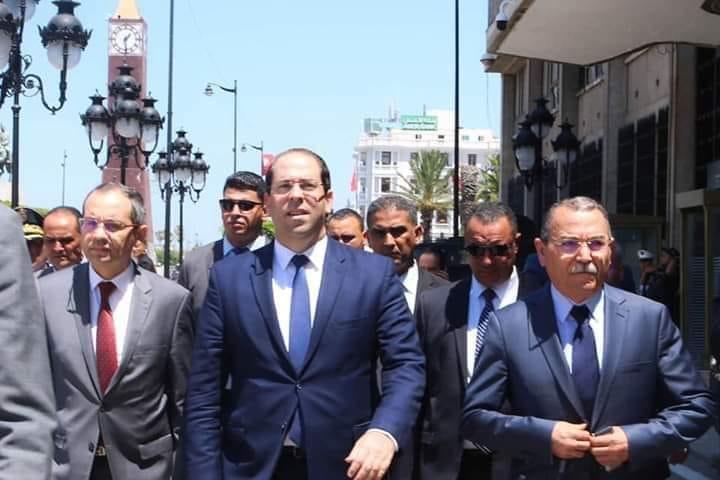 """الارهاب من جديد في العاصمة: """"ماتخافوش"""" تونس صامدة"""