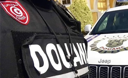 فرق الحرس الديواني تحجز بضائع مهربة بقيمة 633 الف دينار