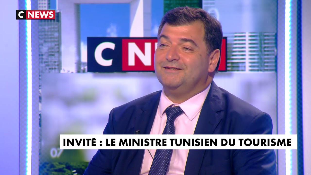 روني الطرابلسي يُرّوج للسياحة التونسية على قناة CNews الفرنسية