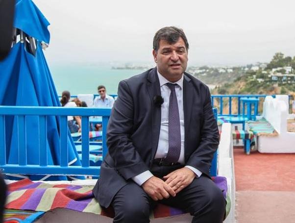 """روني الطربلسي : """"تونس بإمكانها استقبال ما يقارب عدد سكانها من السياح"""""""