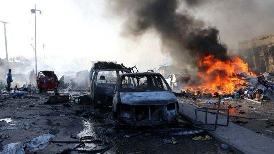 الصومال: 8 قتلى في انفجار سيارة مفخخة بالقرب من البرلمان