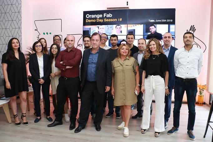 برنامج تسريع نمو الشركات Orange Fab Tunisie في موسمه الأوّل: انفتاح شركات ناشئة تونسية على الأسواق العالمية
