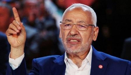 """الغنوشي:"""" سنعيد النظر في علاقتنا بالشاهد إذا ترشح للرئاسة"""""""