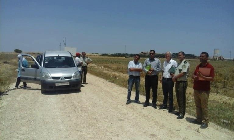 إسترجاع 350 هكتارا من الأراضي الدولية المستولى عليها في سوسة