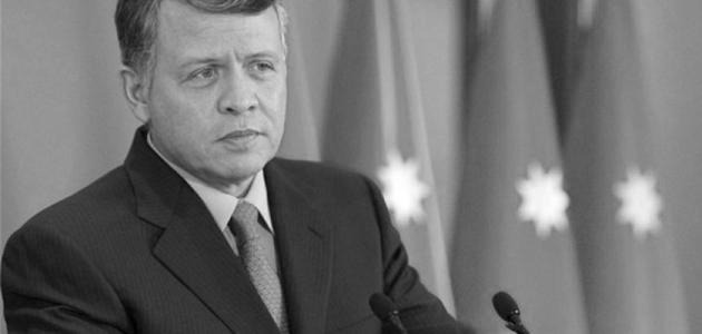 ملك الاردن يصل اليوم الى تونس لتقديم التعازى بوفاة الرئيس الراحل