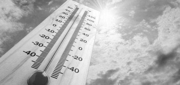 الحرارة تصل الى 46 درجة مع ظهور الشهيلي