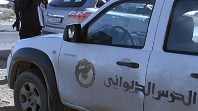 الحرس الديواني يحبط عمليات تهريب بقيمة 5,6 مليون دينار