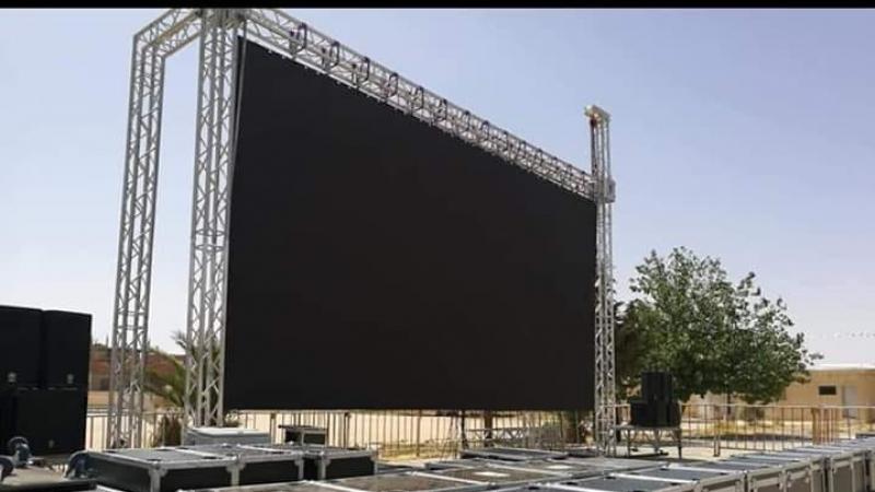 """3000 شاشة عملاقة في الجزائر لمتابعة نهائي """"الكان"""""""