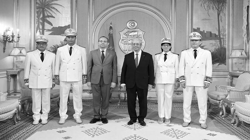 الولاة الجدد يؤدون اليمين امام رئيس الجمهورية