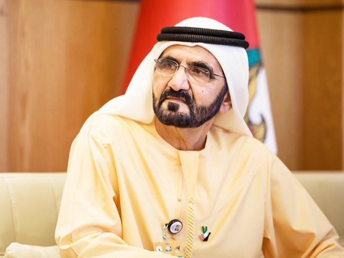 حاكم دبي يعزّي الشعب التونسي