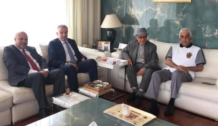 طارق الشريف رئيسا لمجلس التعاون الكويتي التونسي عن الجانب التونسي
