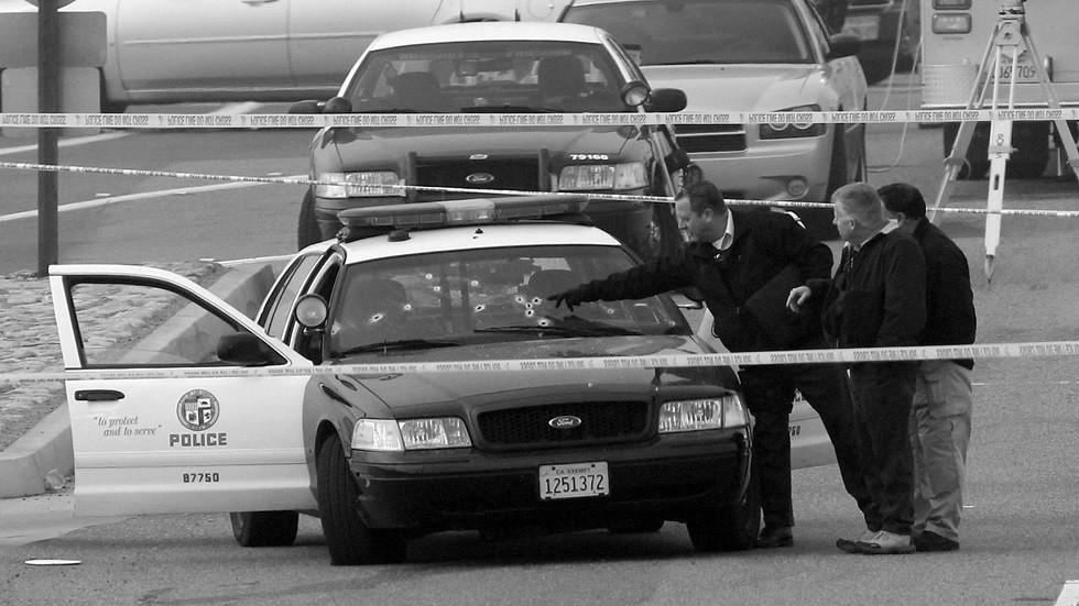 مقتل 4 أشخاص في إطلاق نار بلوس أنجلوس