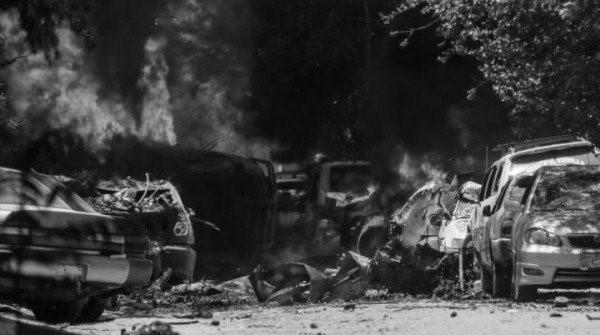 20 قتيلا حصيلة الهجوم على مقر المرشح لمنصب رئيس الوزراء في كابل