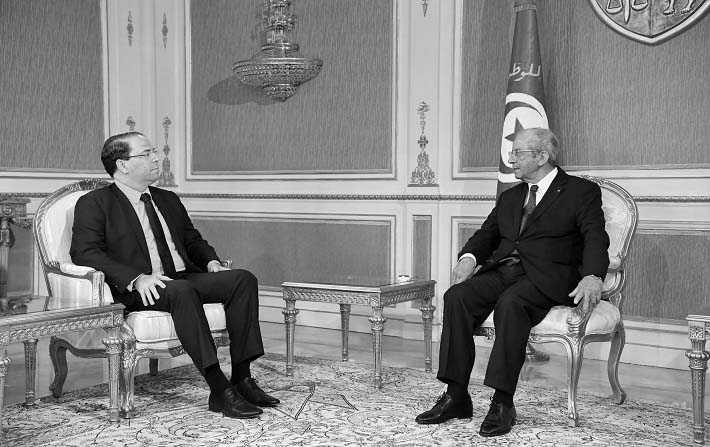 الاستعداد للانتخابات القادمة محور لقاء الناصر بالشاهد