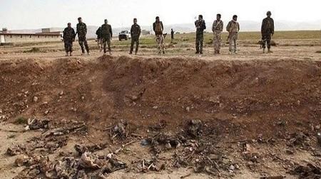سوريا: العثور على 200 جثة في مقبرة جماعية في الرقة
