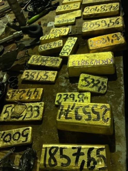 الديوانة التونسية تحجز 46 كغ من سبائك الذهب