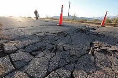 إغلاق قاعدة جوية أمريكية بسبب زلزال كاليفورنيا