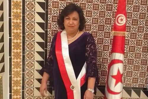 انتخاب مرشحة نداء تونس بسمة معتوق رئيسة لبلدية نابل