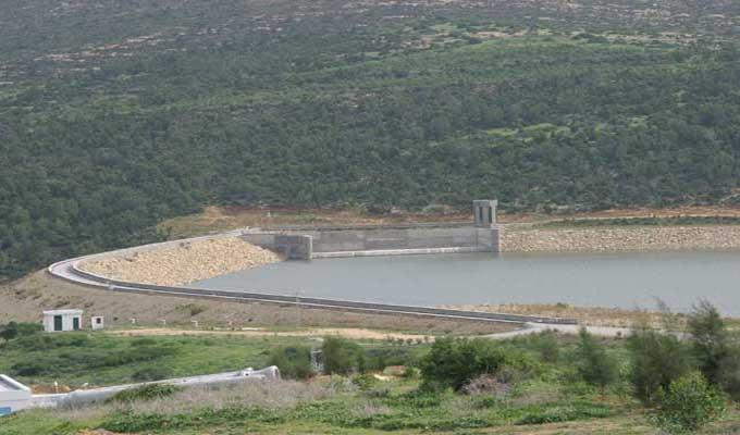 المخزون الجملي للسدود بلغ مليار و697 مليون متر مكعب
