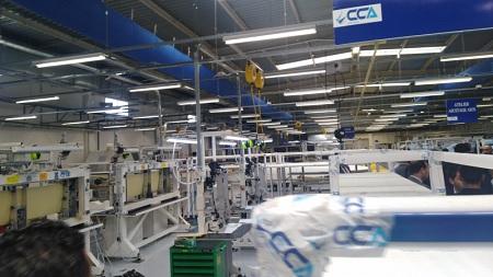 إنطلاق مشروع توسعة مصنع مكونات الطائرات بالمغيرة