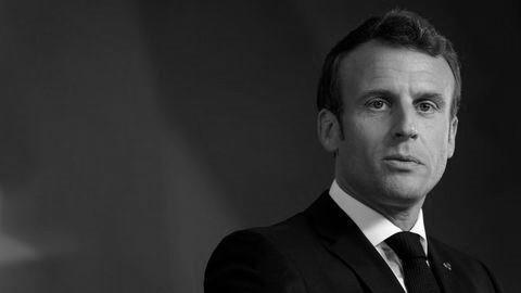 الرئيس الفرنسي يعلن حضوره في جنازة الباجي قايد السبسي