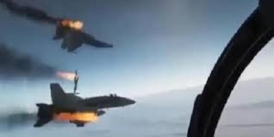قطر: تصادم طائرتي تدريب عسكري