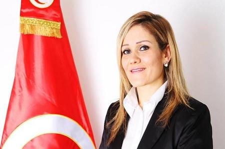 النائبة لمياء مليح تُعلن استقالتها من نداء تونس