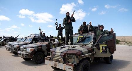 القائد الأعلى لقوات شرق ليبيا يعلن التعبئة العامة