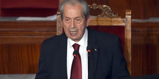 رسميا: محمد الناصر الرئيس المؤقت للجمهورية التونسية