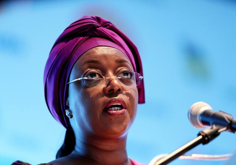 40 مليون دولار وايفون ذهبي بحوزة وزيرة نيجيرية سابقة
