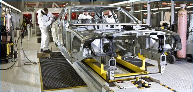بوعرادة: إنطلاق أشغال بناء مصنع مكونات السيارات